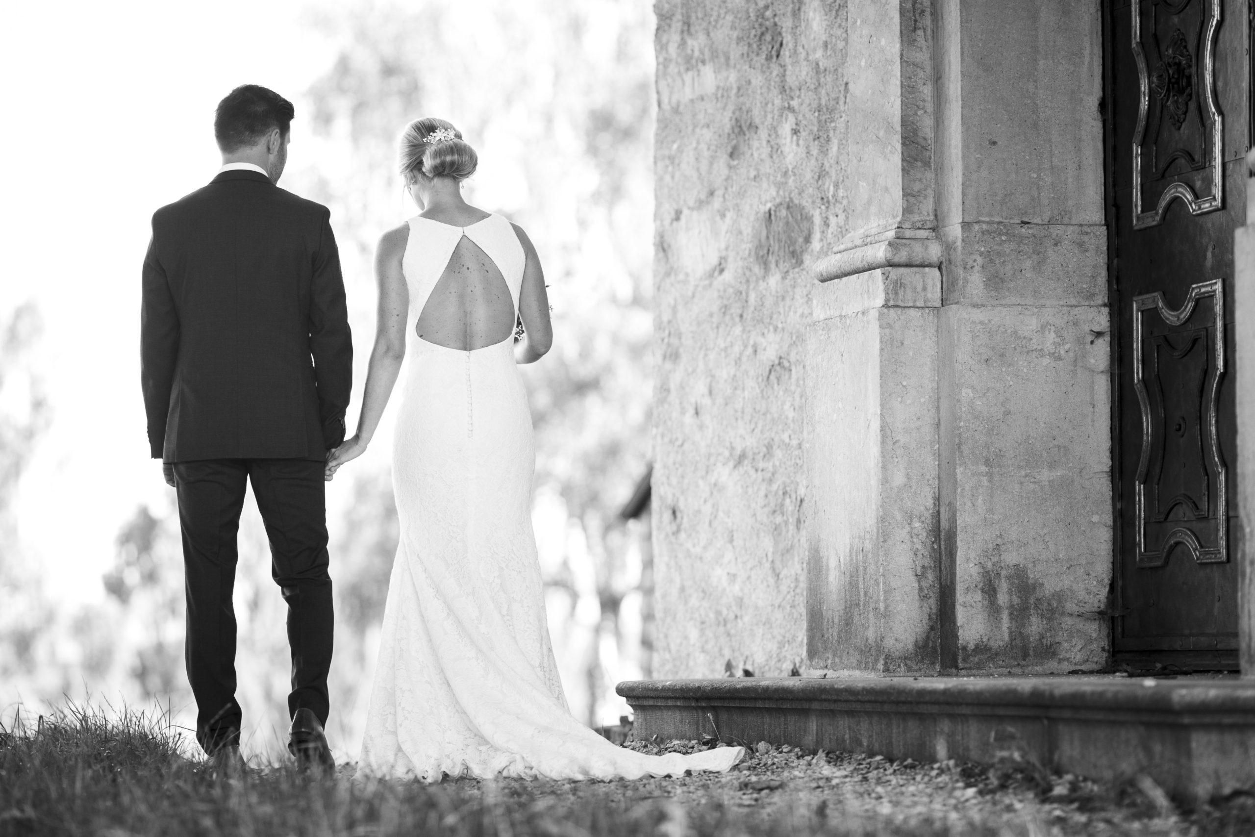 EH Fotografie Hochzeitsfotografie Schwarz-weiß